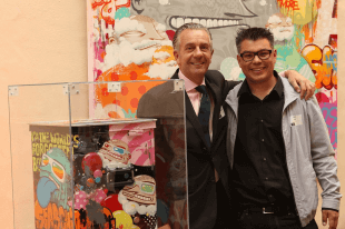 Art-in-the-office 2016, l'art du conteneur sécurisé !