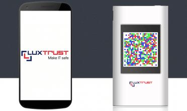 LuxTrust Scan et LuxTrust Mobile pour des opérations en ligne plus sûres, plus simples et plus mobiles.