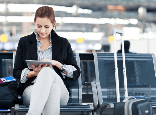 KBL epb – Mes comptes sur ma tablette !