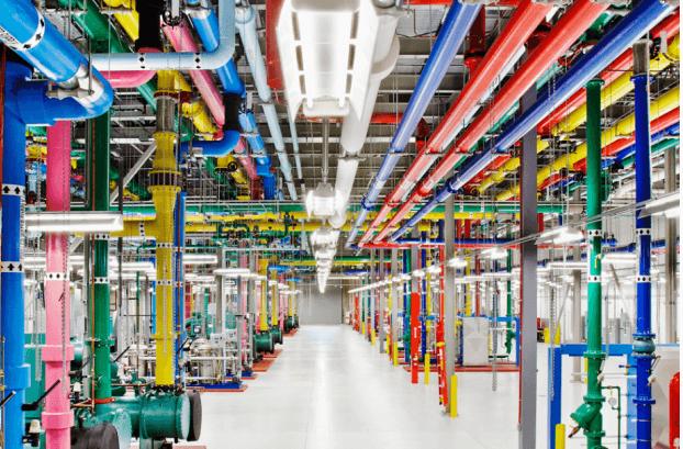 Google :100 % d'énergie renouvelable sur ses activités en 2017 !