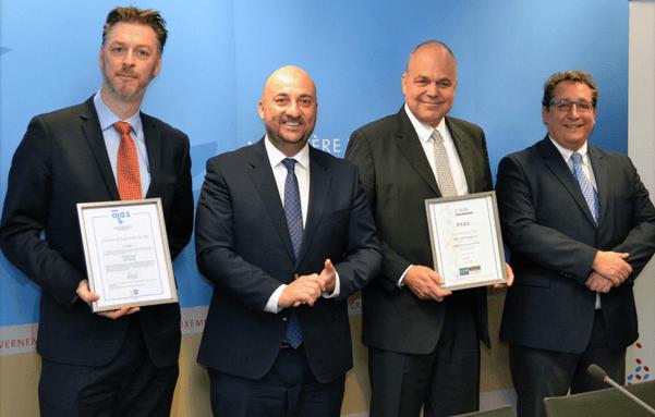 Labgroup, premier PSDC certifié !
