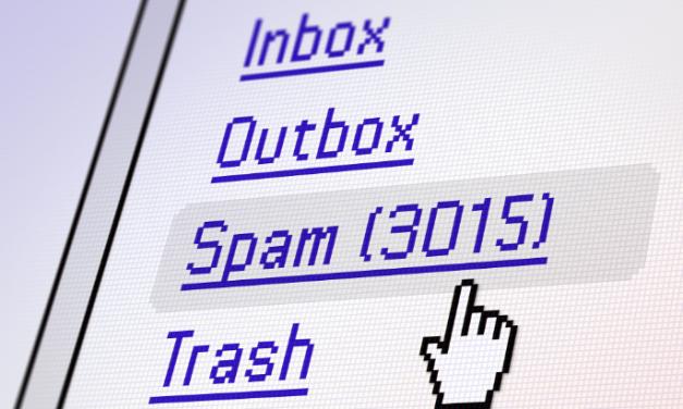 Le spam signe son -grand- retour, prévient Cisco