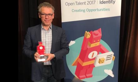 SnapSwap remporte la 9ème édition BBVA Open Talent Identity