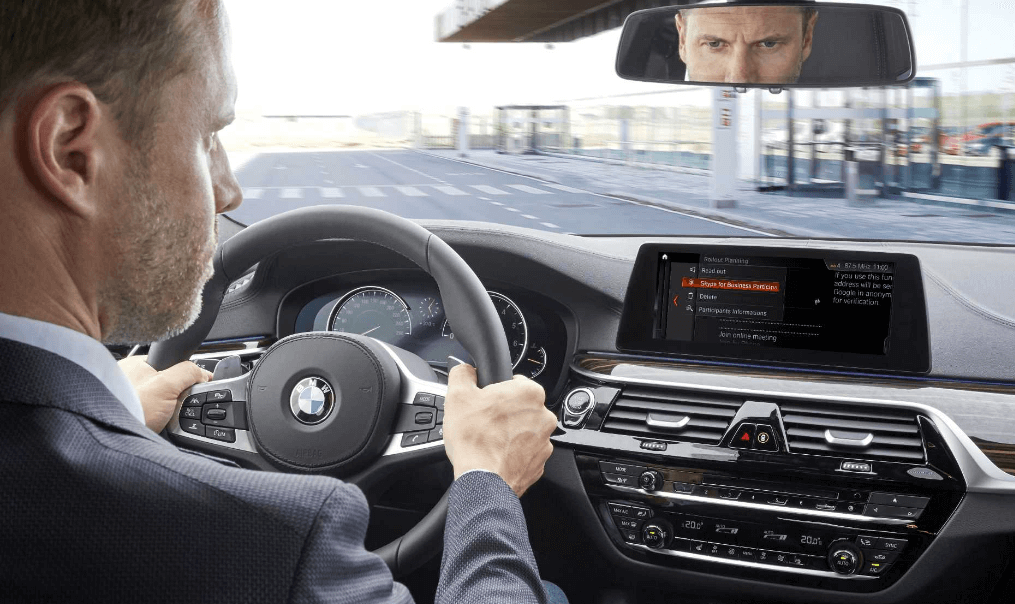 Skype for Business à bord de votre BMW… après Office 365