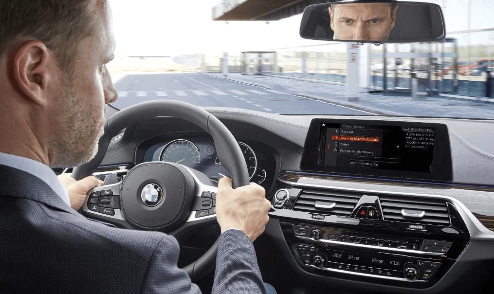 Skype for Business à bord de votre BMW... après Office 365