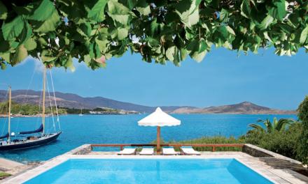 Elounda Mare Hotel, adresse de charme sur l'île de Zeus