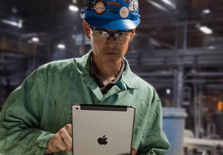Nouveau pilier pour soutenir les ventes d'Apple en entreprises, Accenture met eu oeuvre sa capacité à couvrir les besoins du Fortune Global 500.