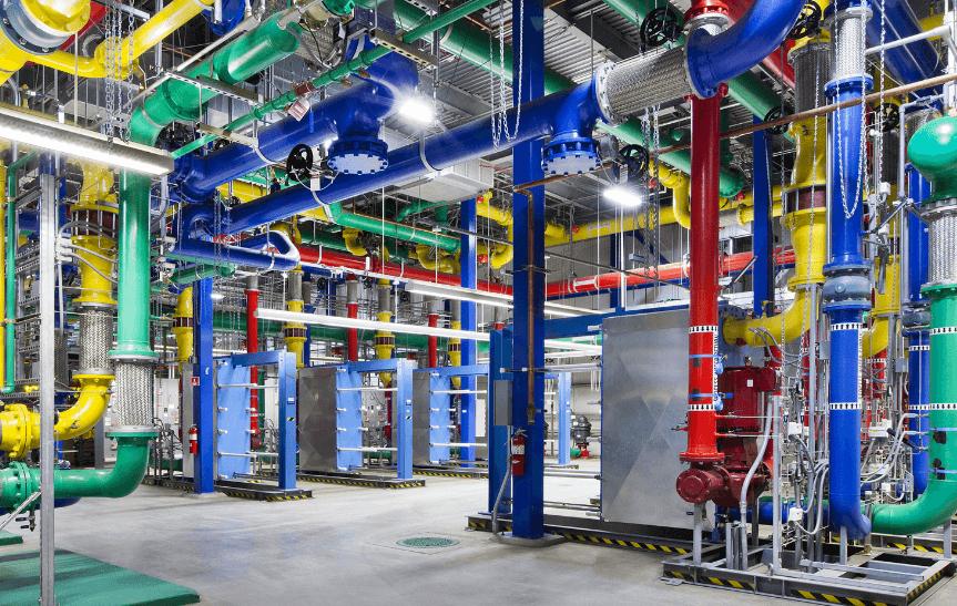 Google sur le point de finaliser son projet d'implantation d'un futur data center au Luxembourg -le sixième en Europe.