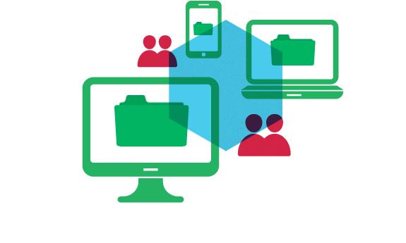 Lancement de File Sharing, offre de partage de fichiers hébergés au départ des trois data centres de System Solutions au Luxembourg