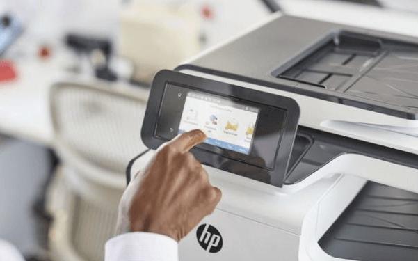 GDPR... HP prône une sécurisation du périphérique, des data et des documents