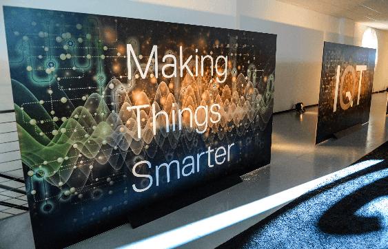 IQT -IQ pour intelligence. Dell Technologies fait évoluer le paradigme de l'IoT. Et signe la fin des architectures cloud centralisées.