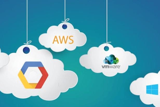 Présentation, le 7 février à Luxembourg, de VMware on AWS par Dimension Data. Une offre hybride proposée dans le cadre de son nouveau statut d'APN (AWS Partner Network).