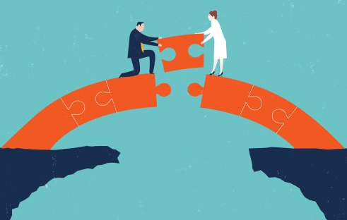 Les fintechs recherchent de plus en plus à collaborer étroitement avec les acteurs traditionnels du secteur... qu'elles ambitionnaient pourtant de remplacer.