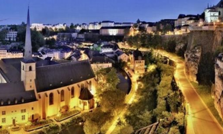 Le Luxembourg en 5ème position du DESI 2018. Très bien !
