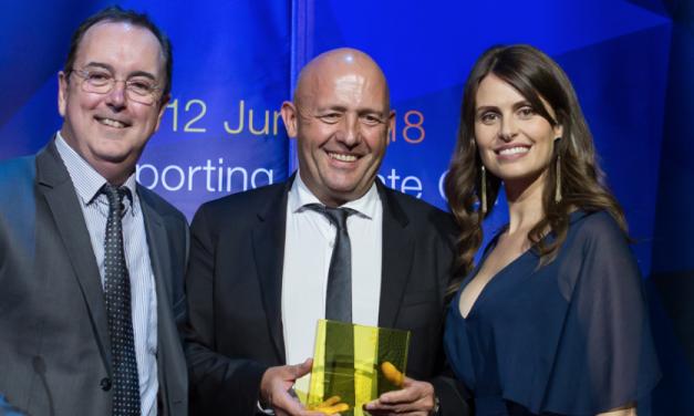 EBRC se distingue à nouveau aux Data Cloud Awards 2018