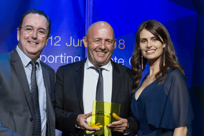 EBRC se distingue à nouveau aux Data Cloud Awards 2018