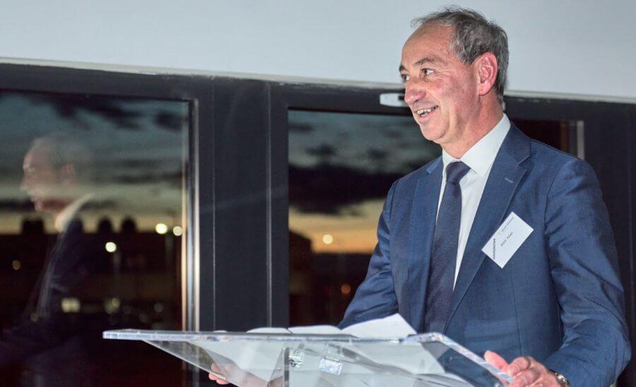 Robert Roux - Nouveaux locaux sur le Pôle Santé Innovation de Mercy, en Lorraine. Un emménagement synonyme de croissance. System Solutions France engage.