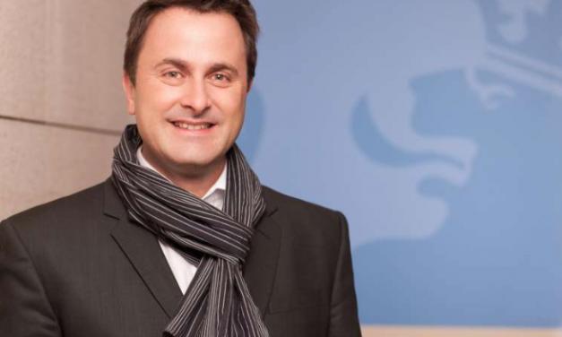 Luxembourg Internet Days 2018. Xavier Bettel présent