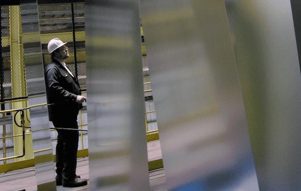 ArcelorMittal met en place son réseau du futur