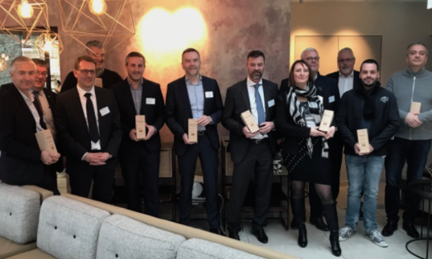 Dell EMC Partner Awards Luxembourg 2018