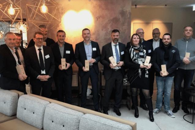 Un grand cru, selon Delle EMC. Huit Dell EMC Partner Awards Luxembourg ont été décernés, récompensant les meilleurs partenaires.
