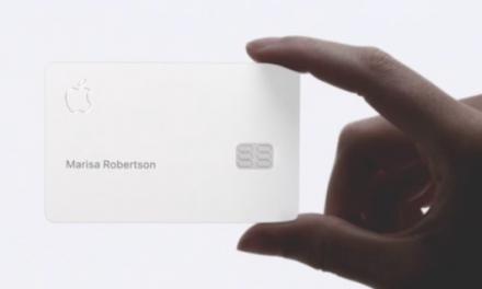 Apple Card, bientôt première carte de crédit ?