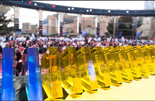 Douzièmpe édition des DataCloud Global Awards le 4 juin prochain à Monaco. EBRC déjà nominée pour le Data Center CyberSecurity Award. la compétition sera dure.