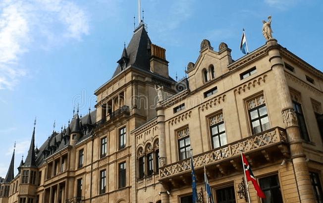 Le Palais Grand-Ducal de Luxembourg… sans-fil !