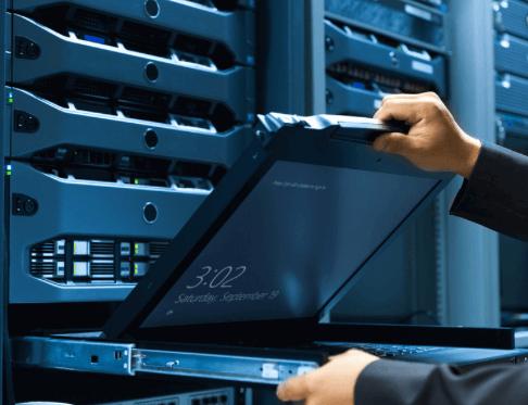 ServerProtect centralise la sauvegarde des données de tous les serveurs physiques ou virtuels installés au siège de l'entreprise, sur des sites distants et dans le cloud