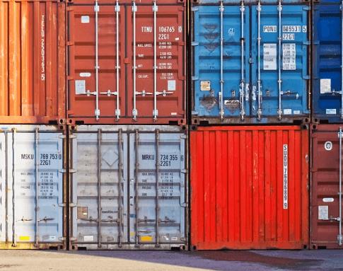 Les containers sont devenus la norme