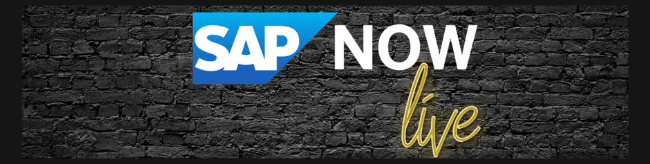 SAP NOW Life I Opening on 22 October