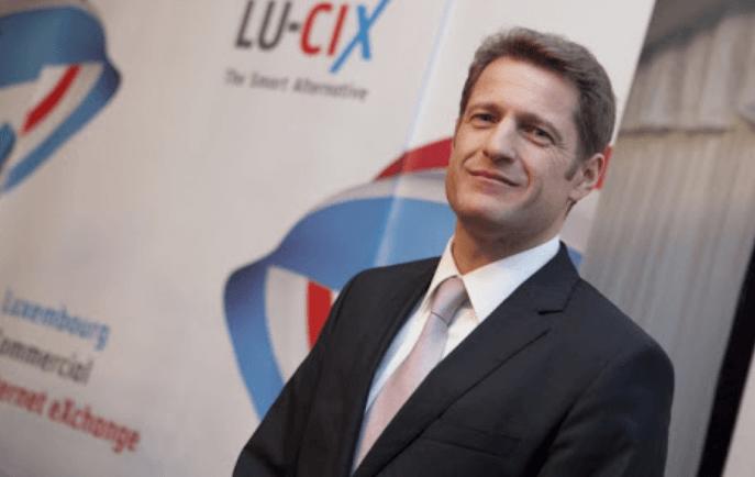 Claude Demuth préside la destinée de LU-CIX