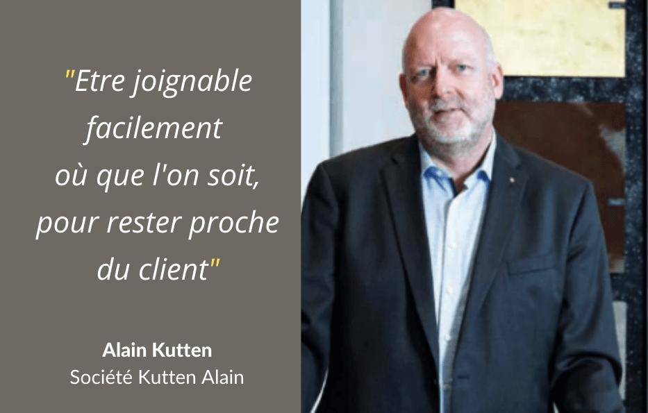 Kutten Alain sur ConnectedOffice  !