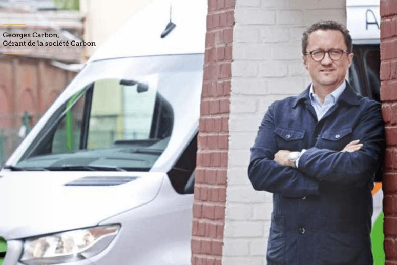 Carbon sur la route avec ConnectedOffice !