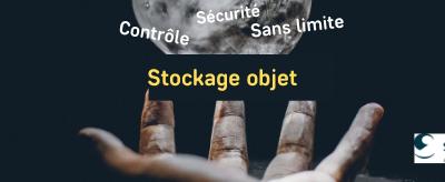 Le 4 février ▪️ WEBINAR –       Le stockage Objet