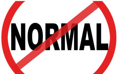 2021 ne sera pas l'année du «new normal», mais l'année du «no normal». Il n'y a plus de normalité !