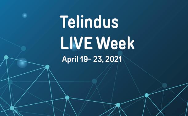 Cinq jours, 20 sessions, 30 experts... La Telindus Live Week s'étirera du 19 avril au 23 avril