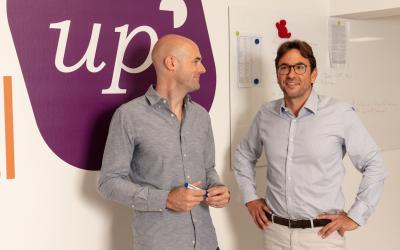 UpCRM, premier revendeur Salesforce au Luxembourg