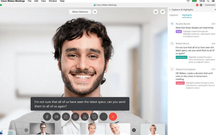 Travailler plus intelligemment, créer des expériences de travail plus inclusives, mais aussi lutter contre le burn-out... Cisco Webex va analyser l'activité des collaborateurs à travers People Insights.