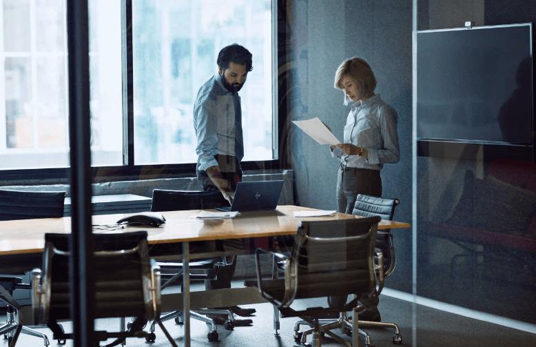 Basée sur une approche Zero Trust, l'offre HP Wolf Security fait appel à des technologies de pointe et réduit les contraintes des services IT.