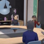 Oculus Horizon Workrooms,  bureau à domicile