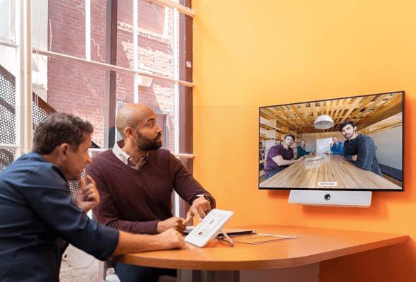 La notion de réunion dépasse désormais les conversations vidéo pour inclure la collaboration et les technologies interactives et d'engagement.